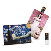 제이메타 C3  명화 카드형 USB 8G
