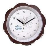 해바라기 투명방수시계