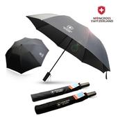 몽크로스 2단 솔리드 반자동우산