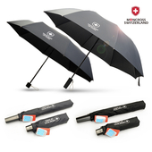 몽크로스 2,3단 솔리드 우산세트