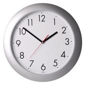 TS 370 병원용무소음 벽시계 벽걸이시계