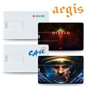 이지스 카드형 USB메모리 4GB