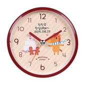 브라운포니 방수시계