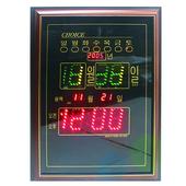 전자522-벽시계