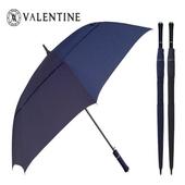 VALENTINE 장75*8 방풍로고패턴 우산