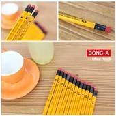 [연필/지우개]동아오피스연필(B,HB)