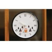 [욕실/방수시계] 오울 컬러 흡착시계