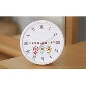 [욕실/방수시계]선플라워 컬러 흡착시계