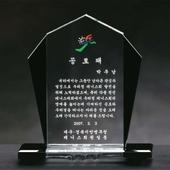 [상패(크리스탈)]6)204-1 크리스탈상패