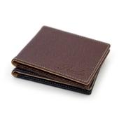 [카드지갑] PRODIR 모던 소가죽 카드 반지갑
