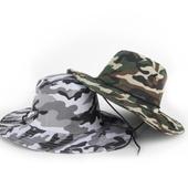 사파리 정글 모자