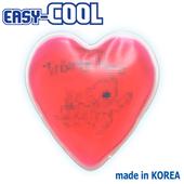 쿨팩 아이스팩 얼음팩 냉찜질팩 (이지쿨) C002하트