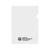 L홀더화일(반투명)-실크인쇄포함