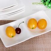 [접시/유리접시]키친필 국산나눔접시2절(대)