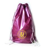 (펄자주)비닐가방/양줄비닐백팩/비닐배낭/짐색/백쌕