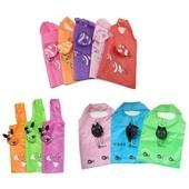 [시장가방] 캐릭터시장가방(물고기,퍼피,고양이)