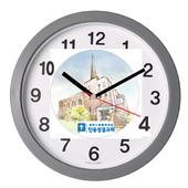 [벽시계] 280(교회)-무소음시계