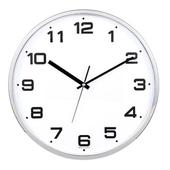 [벽시계]삼육이 크롬벽시계