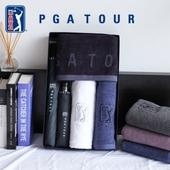 PGA 2단로고+3단로고완자+죽사바스타올+호텔타올2P