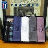 PGA 3단체스+3단엠보+호텔타올4P 선물세트