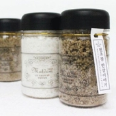 식품세트 조미료 블랙라벨 맛담천일염/함초금 250g