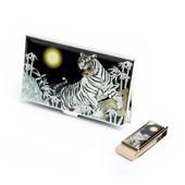 자개 USB 2종세트(백호)-8G