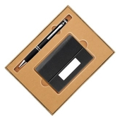 갤럭시터치펜(블랙)+칼라명함케이스Set