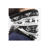 좋은날 폴라 디자인 넥워머 / 목도리/장갑
