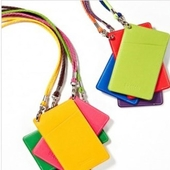 [카드지갑] 좋은날 국산 카드목걸이 지갑