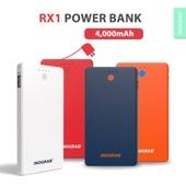 이노그랩 RX1 슬림 보조배터리 (파우치+아이폰젠더)