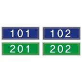 사우나옷장번호/사우나옷장번호표시