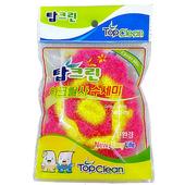 탑크린 수세미 수제딸기/꽃