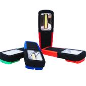 렌턴/후레시 COB LED면발광 멀티캠핑랜턴/후레쉬/작업등