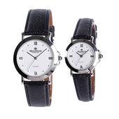 [손목시계](벨카리노)벨카리노 내츄럴 라운드 커플손목시
