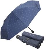 [3단우산]PGA 3단수동 네이비전폭로고 우산
