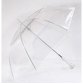 60 고급 투명우산 (일자손잡이)
