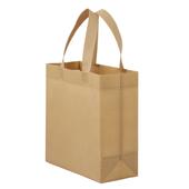 [멀티백] 부직포가방 초음파 M자형 가방-250