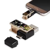 제이메타 T30 골드 자개 OTG 8GB