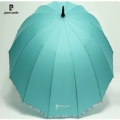 [장우산][피에르가르뎅]60 멜빵 엣지 장우산