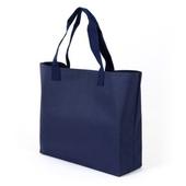 [시장가방] 폴리 방수에코백 블루