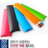 원목컬러HA원형미두연필 종이케이스5p