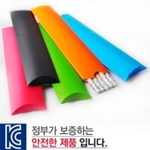 원목나무연필 종이케이스5p