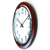 [벽시계]대형(600)크롬벽시계