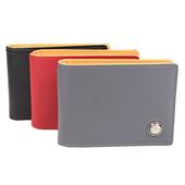 [지갑/동전지갑]클래식가죽투톤스마트반지갑