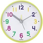 [탁상시계]입체원형탁상시계