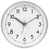 [탁상시계]원형실버 탁상시계