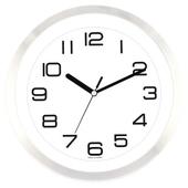 [벽시계]270알류미늄 투명벽시계
