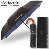 협립 3단 내부펄 원목곡자손 완전자동 우산