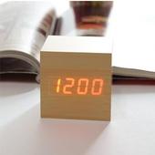 LED탁상시계/디지털시계/우드클락