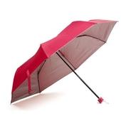 3단 실버 우산